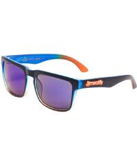 Meatfly Sluneční brýle Sunrise D - Blue/Orange