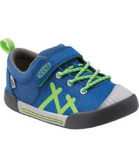 KEEN Dětské tenisky Encanto Sneaker True Blue/Jasmine Green
