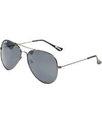 Meatfly Sluneční brýle Tomcat C - Gray / Black