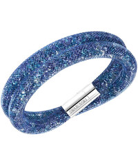 Swarovski Dvojitý náramek STARDUST BLUE DOUBLE 5221604_5189759