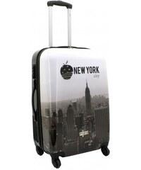 Friedrich Lederwaren Cestovní kufr New York City 77039-6-2