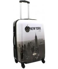 Friedrich Lederwaren Cestovní kufr New York City 77039-6-3