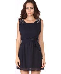 Lecharme Modré šaty Jenny 424