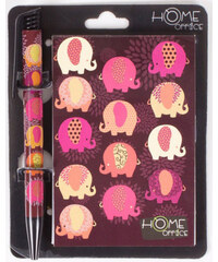 Albi Magnetický zápisník a propiska se slony