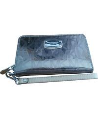 Michael Kors Elegantní peněženka Electornics Wallet Nickel