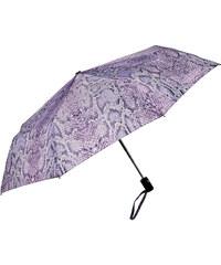 Blooming Brollies Dámský skládací plně automatický deštník Animal 21189B