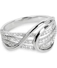 Silver Cat Stříbrný prsten se zirkony SC186