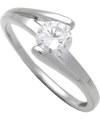 Brilio Silver Stříbrný zásnubní prsten 7111048