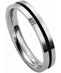 Tribal Snubní prsten s krystalem RSS398
