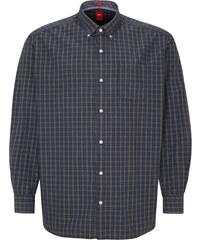 s.Oliver Regular: Baumwollhemd mit Karos