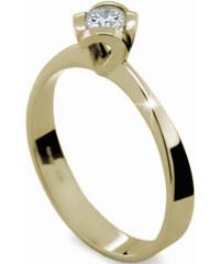 Danfil Originální zásnubní prsten s diamantem DF1857z
