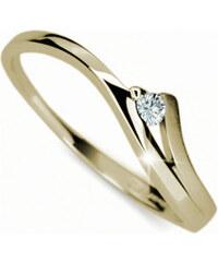 Danfil Krásný zásnubní prsten DF1718z