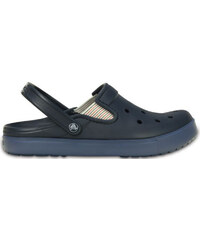 Crocs Modré pantofle CitiLane Flash Clog Navy/Bijou Blue 203164-42t