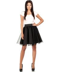 Lecharme Černá sukně Balerina 311