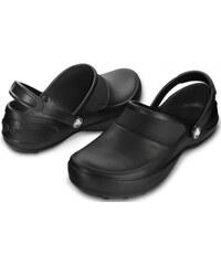 Crocs Dámské pantofle Mercy Work Black/Black 10876-060