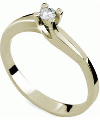 Danfil Luxusní zásnubní prsten s diamantem DF1854z