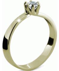 Danfil Luxusní zásnubní prsten s diamantem DF1960z
