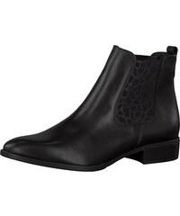 Tamaris Elegantní dámská zimní obuv 1-1-25388-27 Black