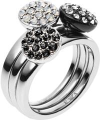 Emporio Armani Sada tří prstenů EGS1969040