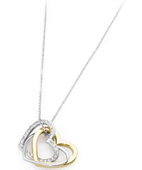 S`Agapõ Romantický náhrdelník Triniheart STH02