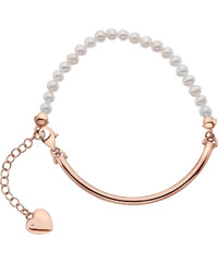 Hot Diamonds Romantický náramek Festival Mother of Pearl DL304