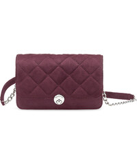 Tamaris Elegantní kabelka Mary Clutch Bag 1449162-549 Bordeaux