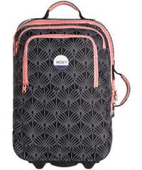 Roxy Cestovní kufr Wheelie in The Breez True Black ERJBL03072-KVJ6