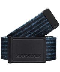 Quiksilver Opasek Printed Webbing BP Stomp Black Stripe