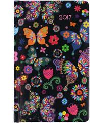 Albi Kapesní týdenní diář s motýly 2017