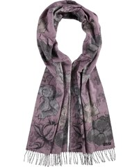 FRAAS Cashmink-Schal mit floralem Muster in rosa