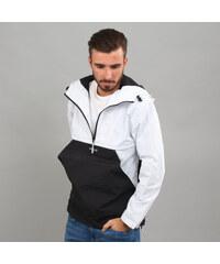Stussy Reflective Sports Pullover bílá / černá