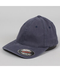 Yupoong Flexfit Garment Washed Cotton Dad Hat navy