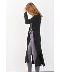 Esprit Velmi dlouhý, měkký pletený kabátek