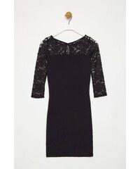 Terranova šaty s vkládanou krajkou