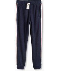 Esprit Teplákové kalhoty s pruhy, 100% bavlna