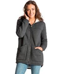 Roxy Waves Feeling Fleece Jacket true black