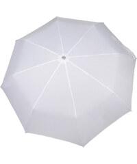 Doppler Dámský skládací mechanický deštník Special Mini Wedding Uni White 72263WE