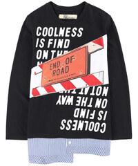 John Galliano Kids T-Shirt mit Motiv