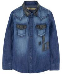 John Galliano Kids Hemd aus Jeans