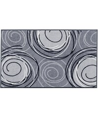 wash & dry Fußmatte grau ca. 40/60 cm,ca. 50/75 cm,ca. 60/180 cm,ca. 60/85 cm,ca. 75/120 cm,ca. 75/190 cm