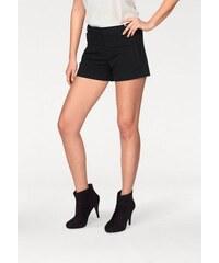 Damen Shorts legere Weite etwas niedrige Leibhöhe Vivance Collection schwarz 34,36,38,40,42,44,46