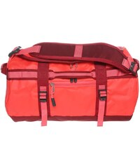The North Face BASE CAMP XS Reisetasche melon red/calypso coral