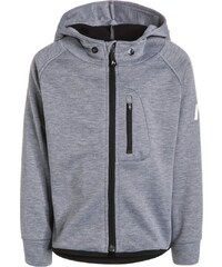 Playtech by name it NITPIKO Sweatjacke grey melange