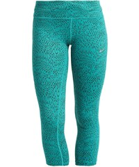 Nike Performance POWER EPIC Tights teal charge/midnight turq