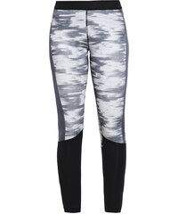 adidas Performance Tights black/print/matte silver