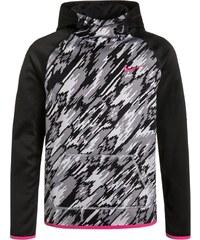 Nike Performance Kapuzenpullover black/vivid pink