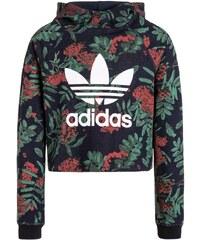 adidas Originals Sweatshirt multicolor/collegiate navy/white