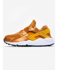 Nike WMNS Air Huarache Run Sunset Gold Dart White Black