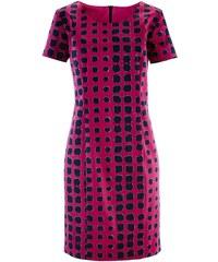 bpc selection Pouzdrové šaty s potiskem bonprix