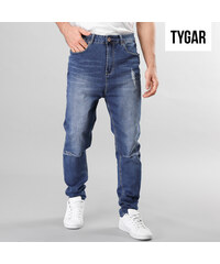 Jeans Comfort fit Tygar avec découpes